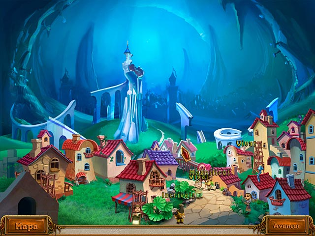 Video for A Gnome's Home: Em Busca do Cristal da Vida