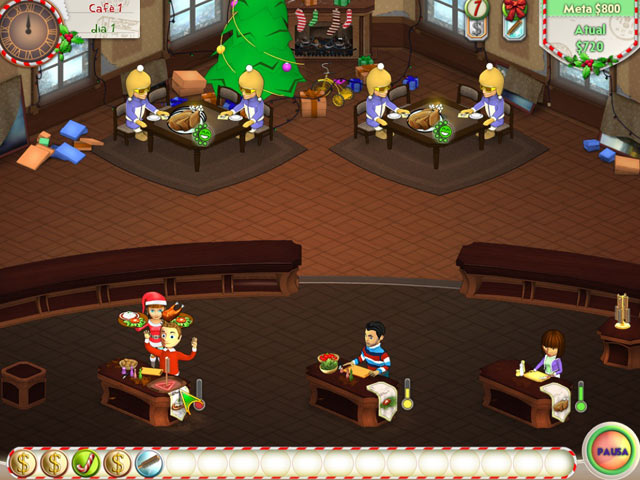 Video for Amelie's Cafe: Holiday Spirit