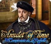 Amulet of Time: A Conspira&ccedil;&atilde;o de La Rochelle