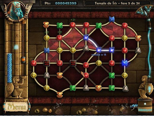Screenshot Do Jogo 1 Ancient Quest of Saqqarah