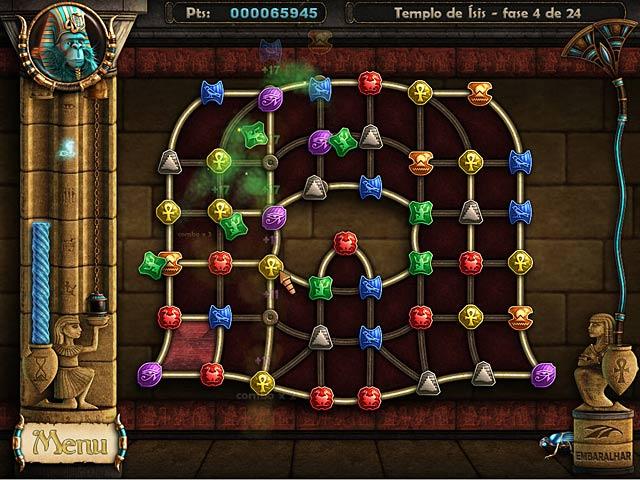 Screenshot Do Jogo 2 Ancient Quest of Saqqarah