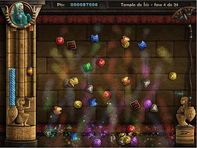 Screenshot Do Jogo 3 Ancient Quest of Saqqarah