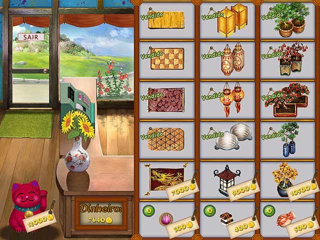 Screenshot Do Jogo 2 Asami's Sushi Shop