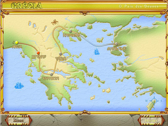 Screenshot Do Jogo 2 Atlantis Quest