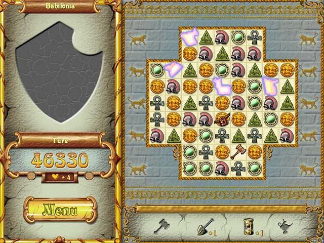 Screenshot Do Jogo 3 Atlantis Quest