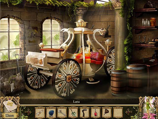Screenshot Do Jogo 3 Awakening: O Castelo sem Sonhos