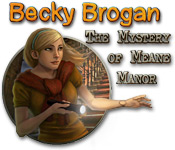 Becky Brogan: The Mystery of Meane Manor