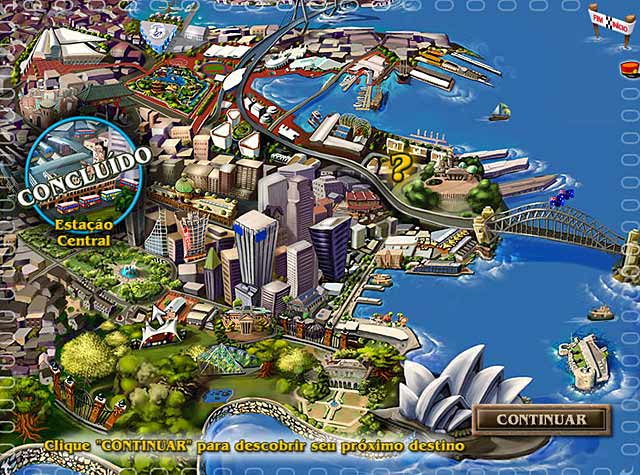 Screenshot Do Jogo 2 Big City Adventure: Sydney, Australia