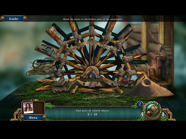 Screenshot Do Jogo 3 Botanica: Earthbound Collector's Edition