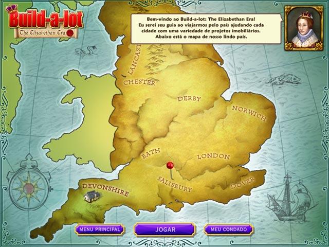 Screenshot Do Jogo 2 Build-a-Lot: The Elizabethan Era