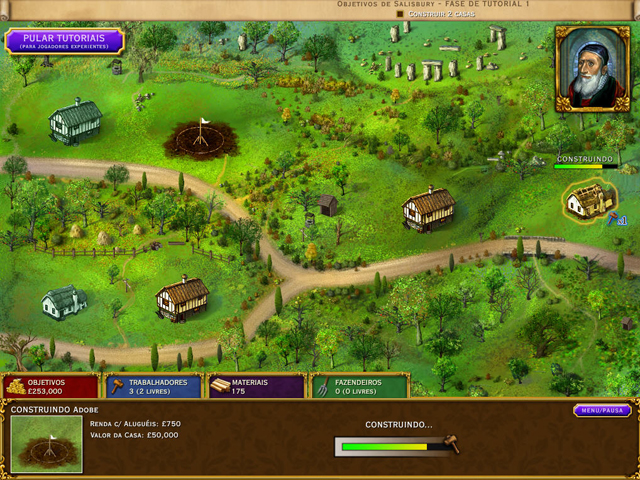 Screenshot Do Jogo 3 Build-a-Lot: The Elizabethan Era