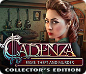 Cadenza: Fame, Theft and Murder Collector's Editio