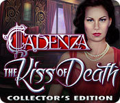 Característica Screenshot Do Jogo Cadenza: The Kiss of Death Collector's Edition