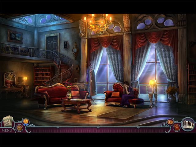 Screenshot Do Jogo 1 Cadenza: The Kiss of Death Collector's Edition