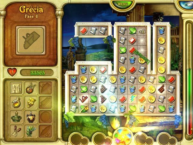 Screenshot Do Jogo 3 Call of Atlantis