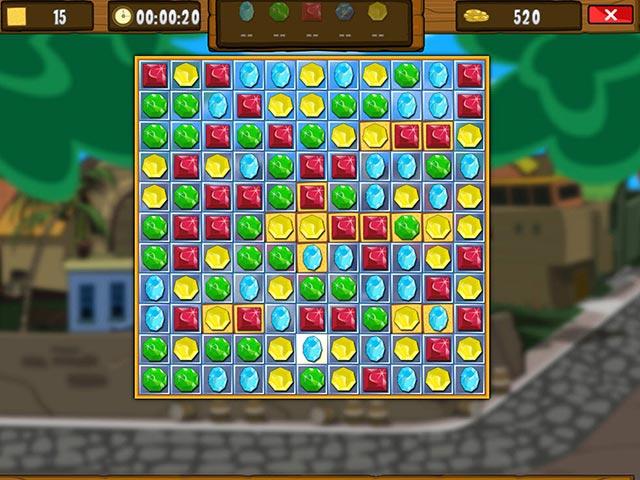 Screenshot Do Jogo 2 Caribbean Jewel