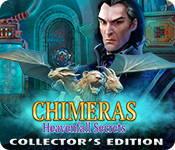 Característica Screenshot Do Jogo Chimeras: Heavenfall Secrets Collector's Edition