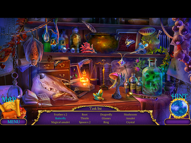 Screenshot Do Jogo 2 Chimeras: Heavenfall Secrets Collector's Edition