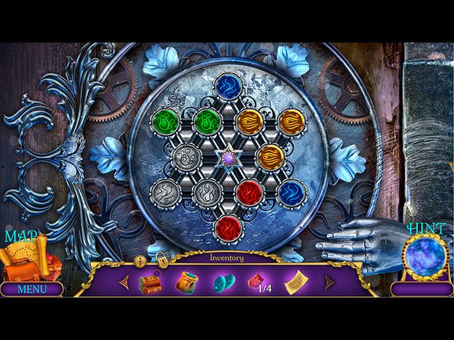 Screenshot Do Jogo 3 Chimeras: Heavenfall Secrets Collector's Edition