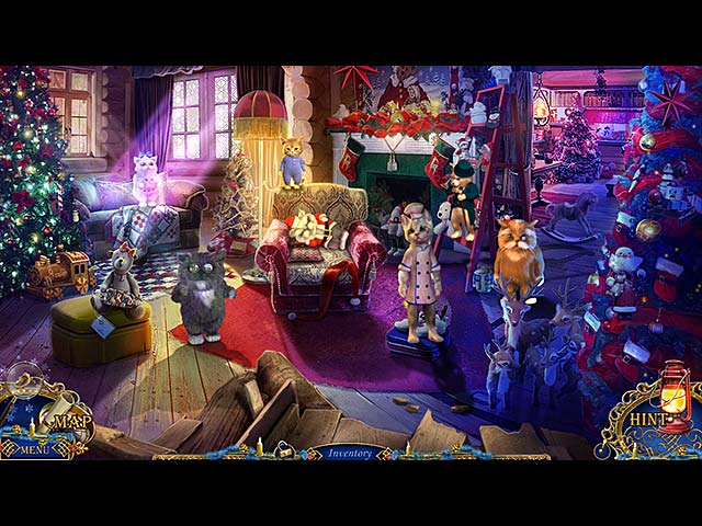 Screenshot Do Jogo 2 Christmas Stories: A Christmas Carol Collector's Edition