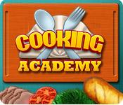 Característica Screenshot Do Jogo Cooking Academy