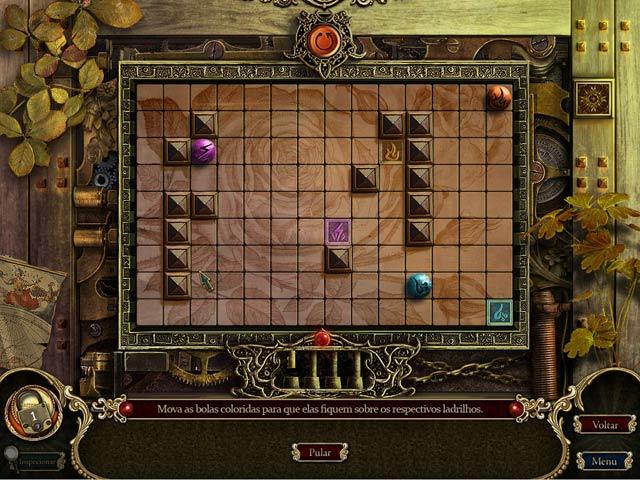 Screenshot Do Jogo 2 Dark Parables: A Maldição de Briar Rose