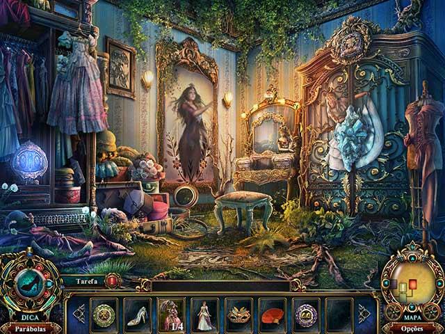 Screenshot Do Jogo 2 Dark Parables: A Última Cinderela