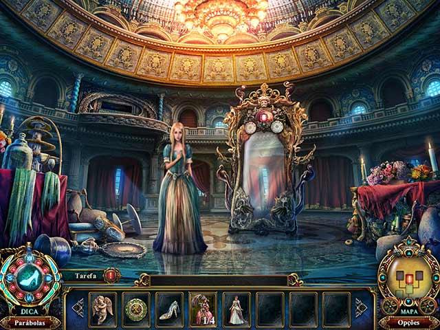 Screenshot Do Jogo 3 Dark Parables: A Última Cinderela