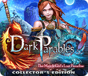 Característica Screenshot Do Jogo Dark Parables: The Match Girl's Lost Paradise Collector's Edition