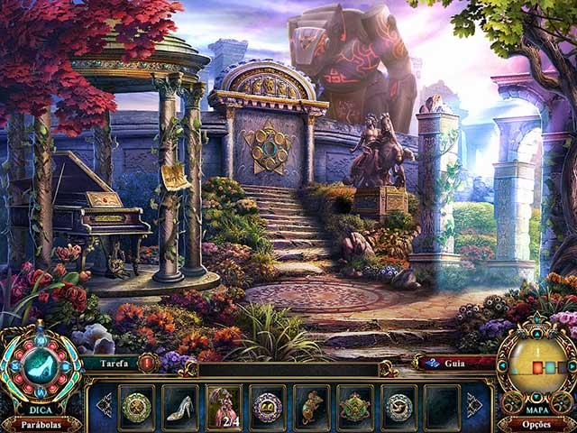 Screenshot Do Jogo 2 Dark Parables: A Última Cinderela Edição de Colecionador