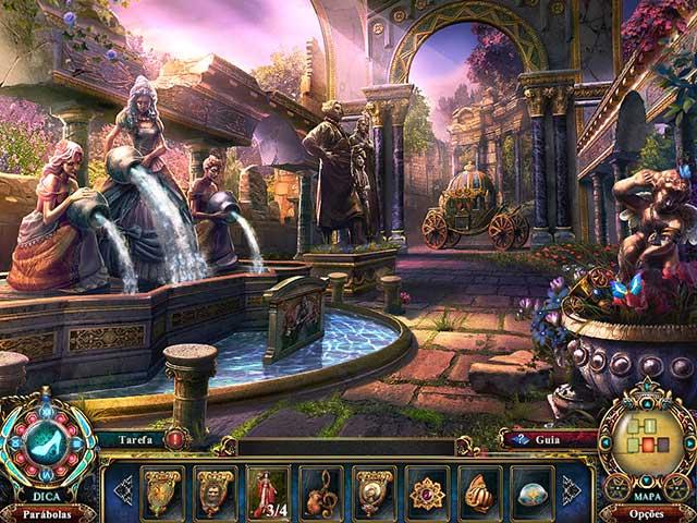 Screenshot Do Jogo 3 Dark Parables: A Última Cinderela Edição de Colecionador