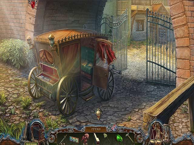 Video for Dark Tales: A Máscara da Morte Rubra de Edgar Allan Poe Edição de Colecionador