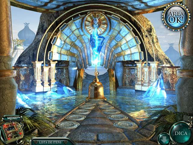 Screenshot Do Jogo 2 Empress of the Deep 2: A Canção da Baleia Azul