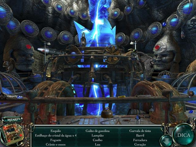 Screenshot Do Jogo 3 Empress of the Deep 2: A Canção da Baleia Azul