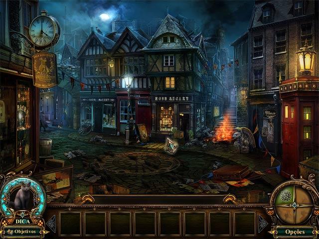 Screenshot Do Jogo 2 Fabled Legends: O Flautista Macabro