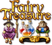 Característica Screenshot Do Jogo Fairy Treasure