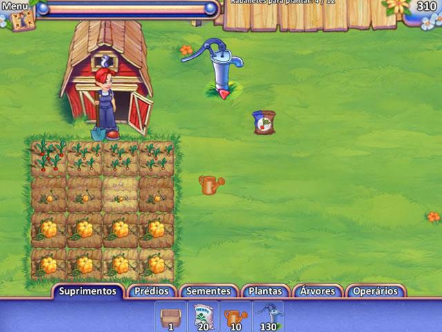 Screenshot Do Jogo 1 Farm Craft