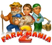 Característica Screenshot Do Jogo Farm Mania 2