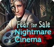 Fear For Sale: Cine Pesadelo
