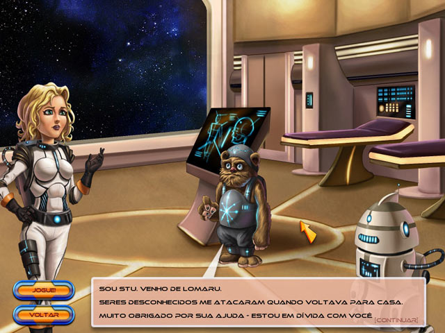 Screenshot Do Jogo 2 Galaxy Quest