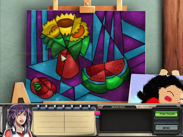 Screenshot Do Jogo 2 Grace's Quest: To Catch An Art Thief