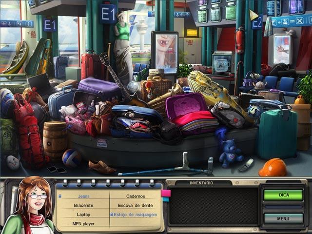 Screenshot Do Jogo 3 Grace's Quest: To Catch An Art Thief