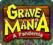 Característica Screenshot Do Jogo Grave Mania: A Pandemia