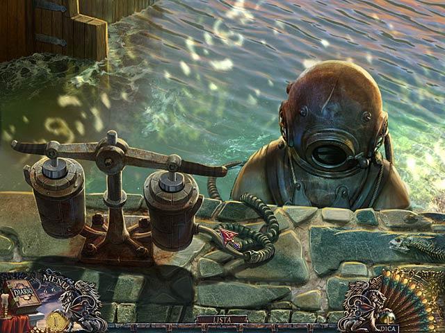 Screenshot Do Jogo 2 Grim Façade: O Misterio de Veneza