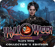 Característica Screenshot Do Jogo Halloween Stories: Black Book Collector's Edition