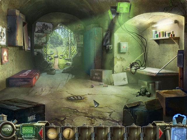 Video for Haunted Halls: O Manicômio de Green Hills