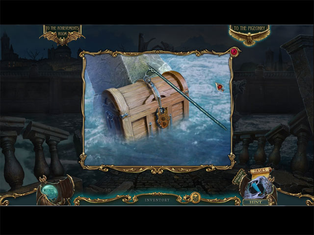 Screenshot Do Jogo 2 Haunted Legends: The Dark Wishes Collector's Edition