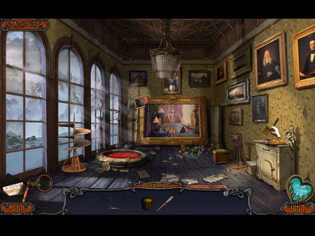 Screenshot Do Jogo 2 Haunted Train: Spirits of Charon Collector's Edition