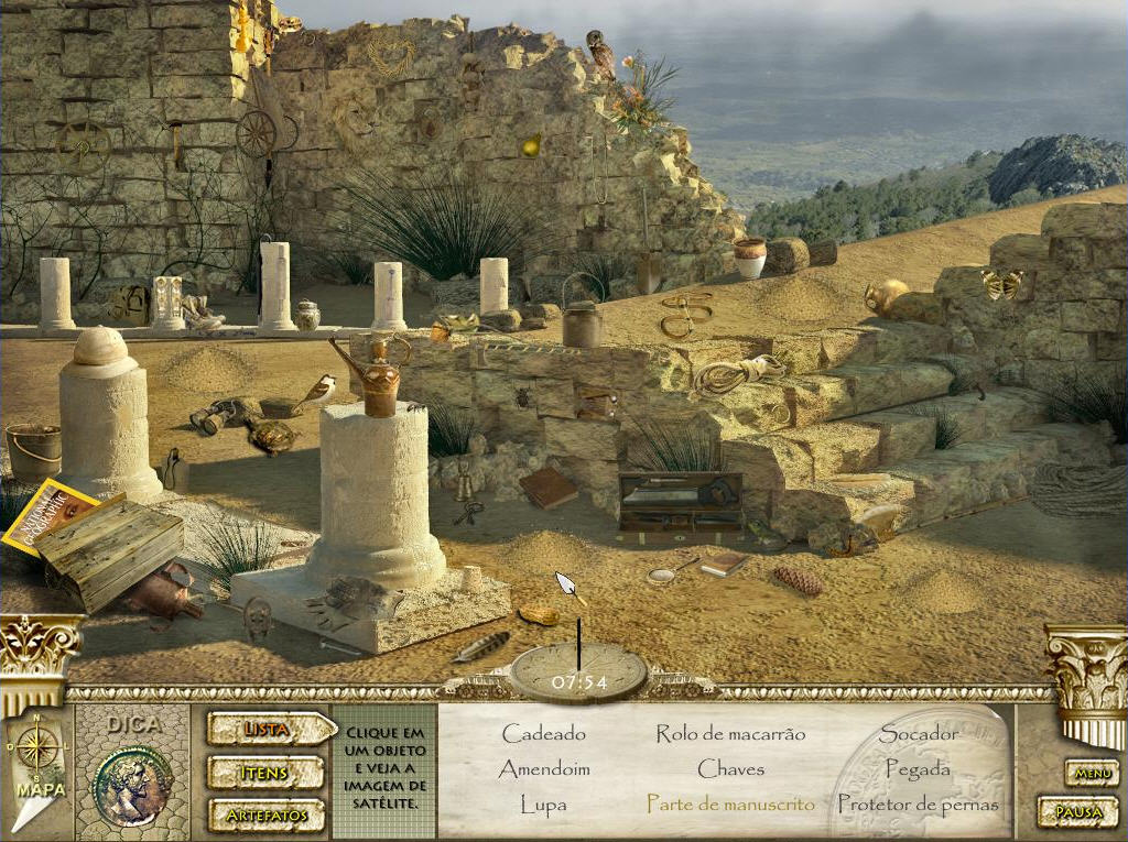 Screenshot Do Jogo 1 Herod's Lost Tomb