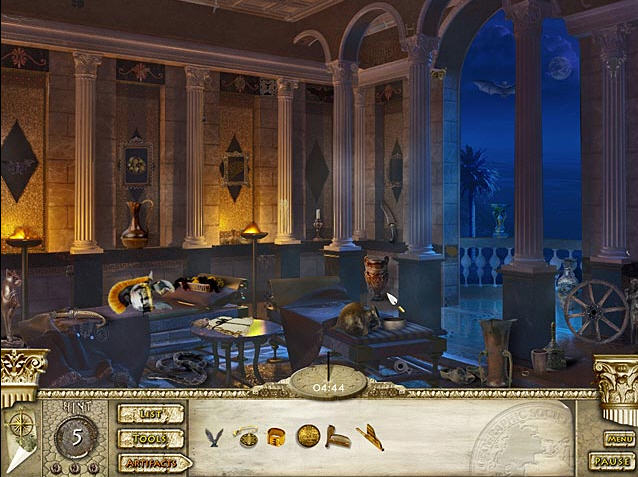 Screenshot Do Jogo 2 Herod's Lost Tomb